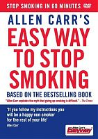 Allen Carr's Easy Way to stop Smoking DVD cover