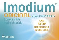 Imodium Original 2mg Capsules
