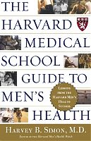 Harvard Guide to Men's Health book cover