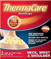 ThermaCare heat wraps
