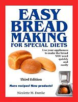 Easy Breadmaking for Special Diets by Nicolette M. Dumke