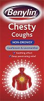 Benylin Chesty Cough Non-Drowsy Mixture Syrup