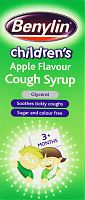 Benylin Children's Apple Flavour Cough Syrup
