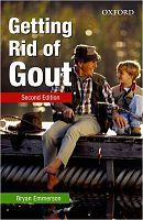 Getting Rid of Gout by Bryan Emmerson