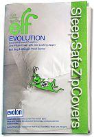 ZipCover anti-allergy pillow cover