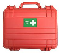Waterproof Hard Case First Aid Kit