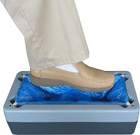 Disposable Shoe Cover Dispenser