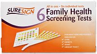 SureSign All In One Family Health Screening Test