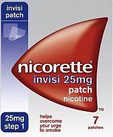 Nicorette Invisi Patch box