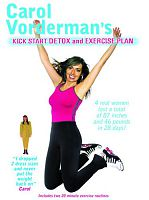Carol Vorderman: Kick Start Detox and Exercise Plan DVD