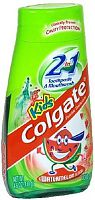 Colgate Children's 2-in-1 Toothpaste & Mouthwash