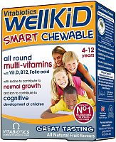 Vitabiotics Well Kid Chewable Multivitamin