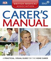 BMA Carer's Manual book cover