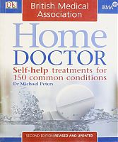BMA Home Doctor book cover