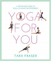 Yoga for You, by Tara Fraser, book cover