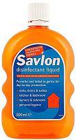 Savlon Disinfectant Liquid Orange Bottle