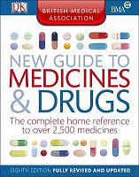 BMA New Guide to Medicines & Drugs, book cover