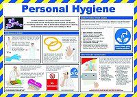 St John Ambulance A2 Personal Hygiene Poster