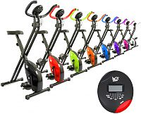 Folding Magnetic Exercise Bike