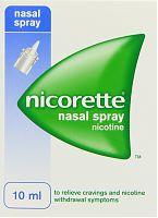 Nicorette Nasal Spray