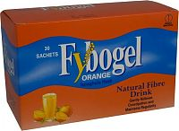 Fybogel orange flavour, box of 30 sachets