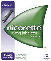 Nicorette 15mg inhalator