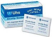 Uhs Alcotip Swabs