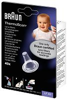 Braun Ear Thermometer Lens Filters LF40