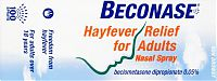 Beconase Hayfever Relief for Adults