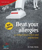 Beat Your Allergies by Dr Rob Hicks