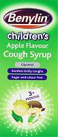 Benylin Children's Apple Flavour Cough Syrup