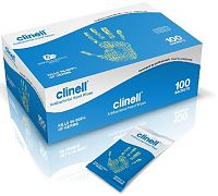 Clinell Antibacterial Hand Wipes