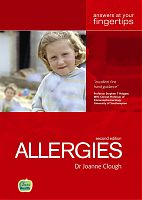 Allergies: Answers at Your Fingertips, by Dr Joanne Clough