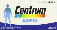 Centrum Multivitamin tablets for Men