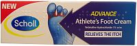 Scholl Advance Athlete's Foot Cream