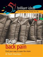 Beat Back Pain by Dr Ruth Chambers book cover